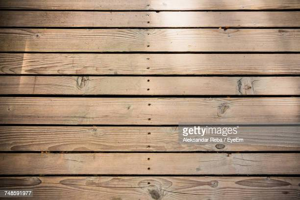 full frame shot of wooden bench - bench stock pictures, royalty-free photos & images