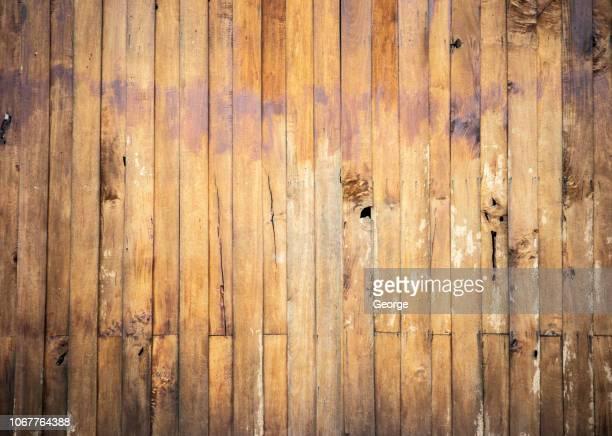 full frame shot of wooden planks - forro de madeira - fotografias e filmes do acervo