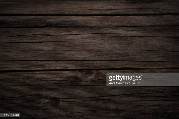 full frame shot of wooden planks - legno foto e immagini stock