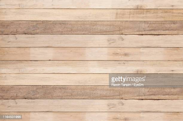 full frame shot of wooden table - table stock pictures, royalty-free photos & images