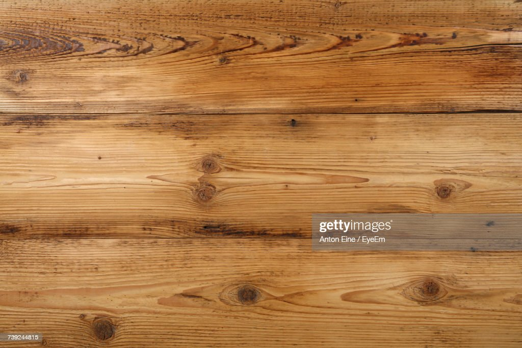 Full Frame Shot Of Wooden Table : Stock Photo