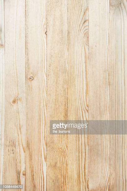 full frame shot of wooden wall - 木目 ストックフォトと画像