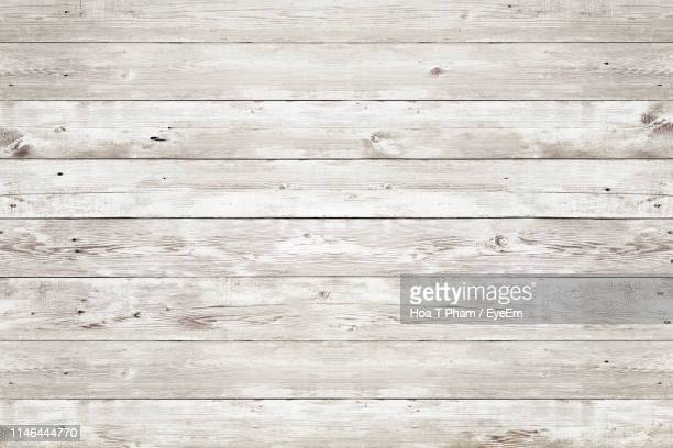 full frame shot of wooden wall - hout stockfoto's en -beelden
