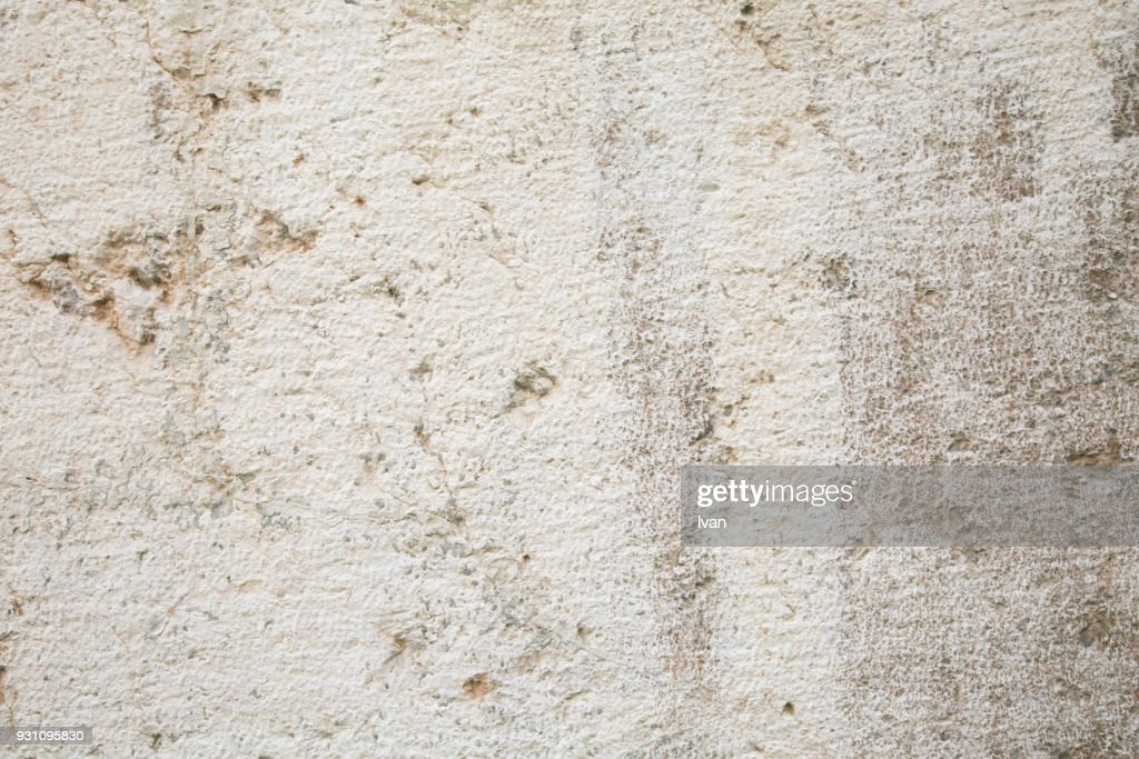 Full Frame Texture, old concrete wall : Stock Photo