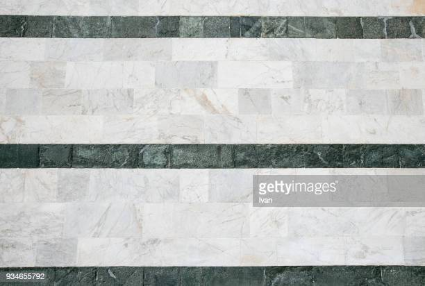 full frame texture, straight marble pattern - herringbone floor stock photos and pictures