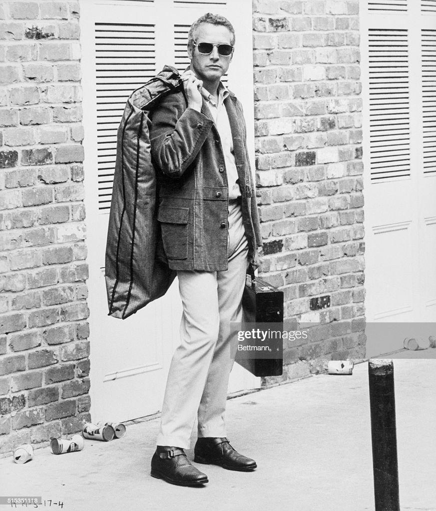 Actor Paul Newman : News Photo