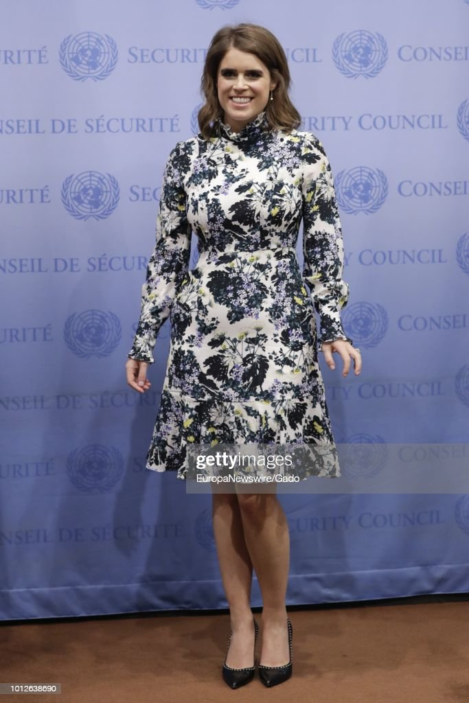 Princess Eugenie : News Photo