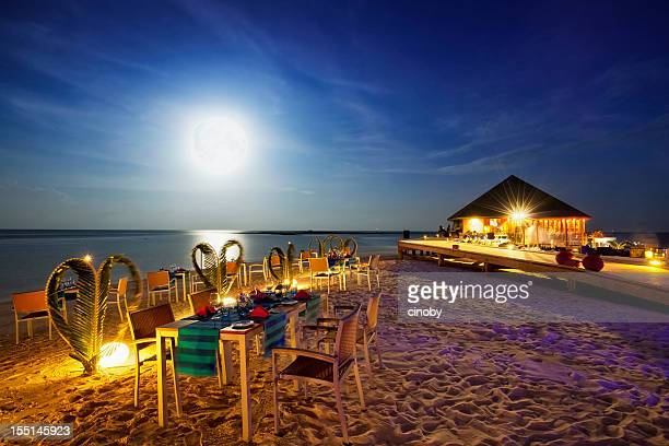 Full Moon Dinner - Vilamendhoo Island Resort Maldives