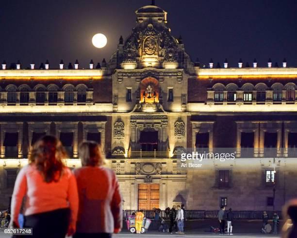 Full Moon Mexico City