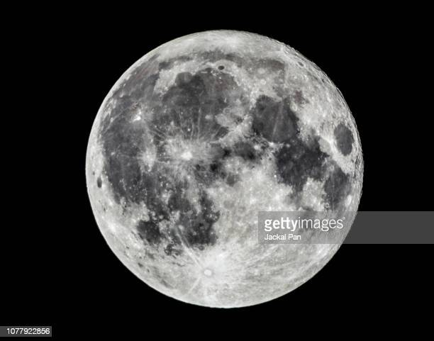 full moon - pleine lune photos et images de collection