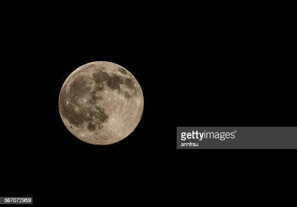 full moon - annfrau stock photos and pictures