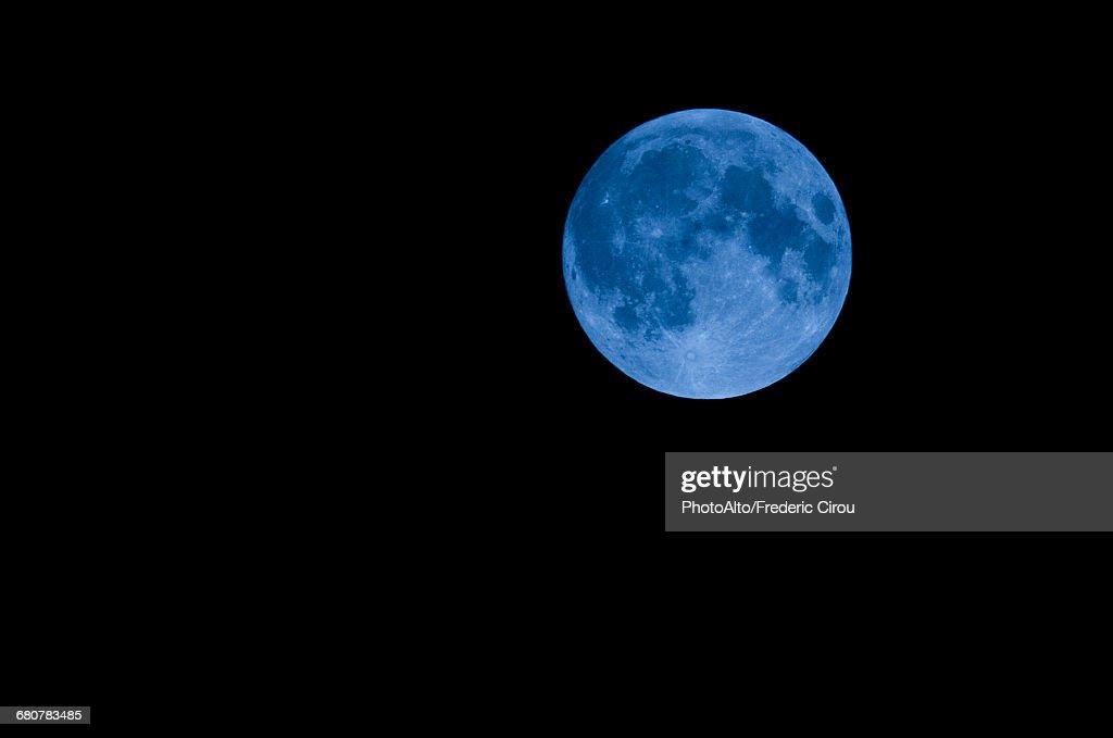 Full moon : Stock Photo
