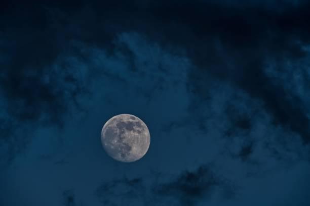 Full moon,Colmar,France