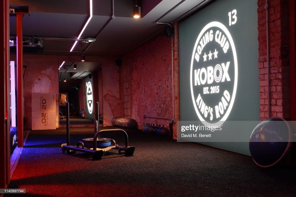 KOBOX Boxing Club- 13 shoot : News Photo