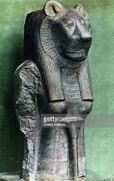 Full religious symbol is again the granite statue of the goddess of war Sekhmet From this lionheaded goddess no less than 200 statues stood in the...