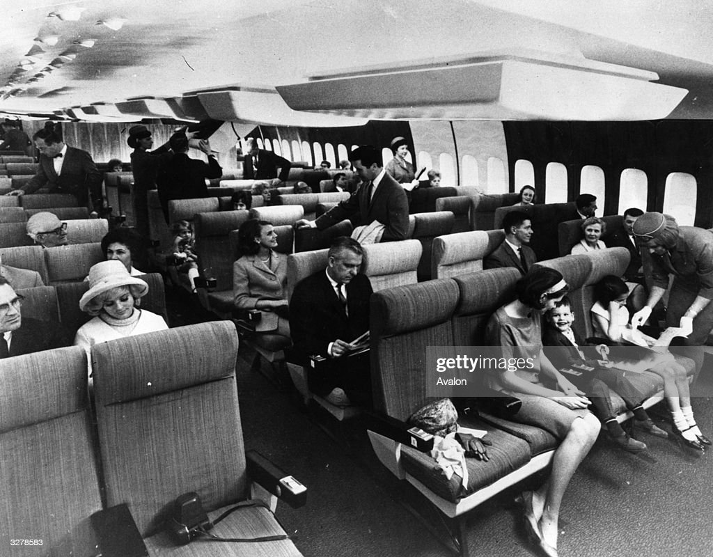 Model 747 : ニュース写真