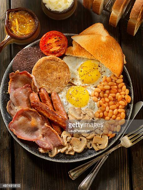 Full Traditional English Breakfast