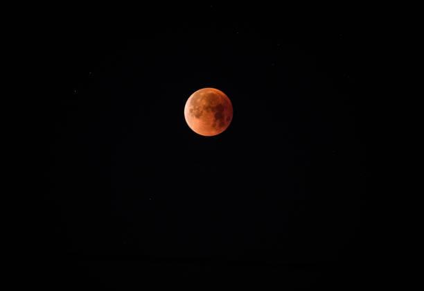 Full Wolf Moon - Supermoon