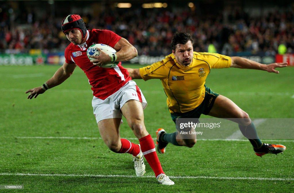 Wales v Australia - IRB RWC 2011 Bronze Final