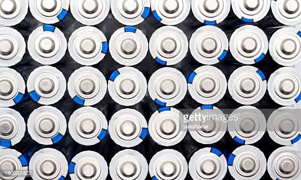 Fullframe AA batteries