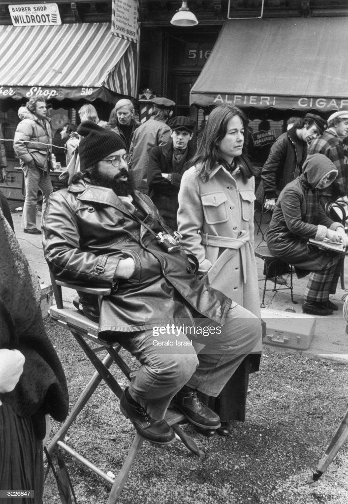 Francis Ford Coppola : News Photo