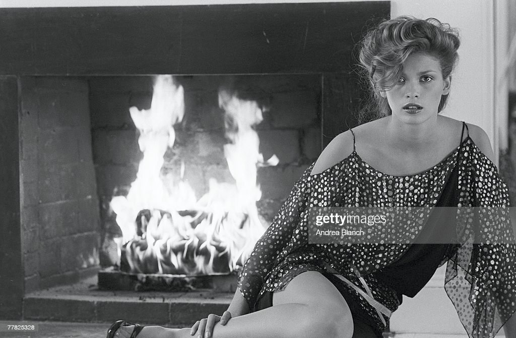 Portrait Of Gia Carangi : News Photo