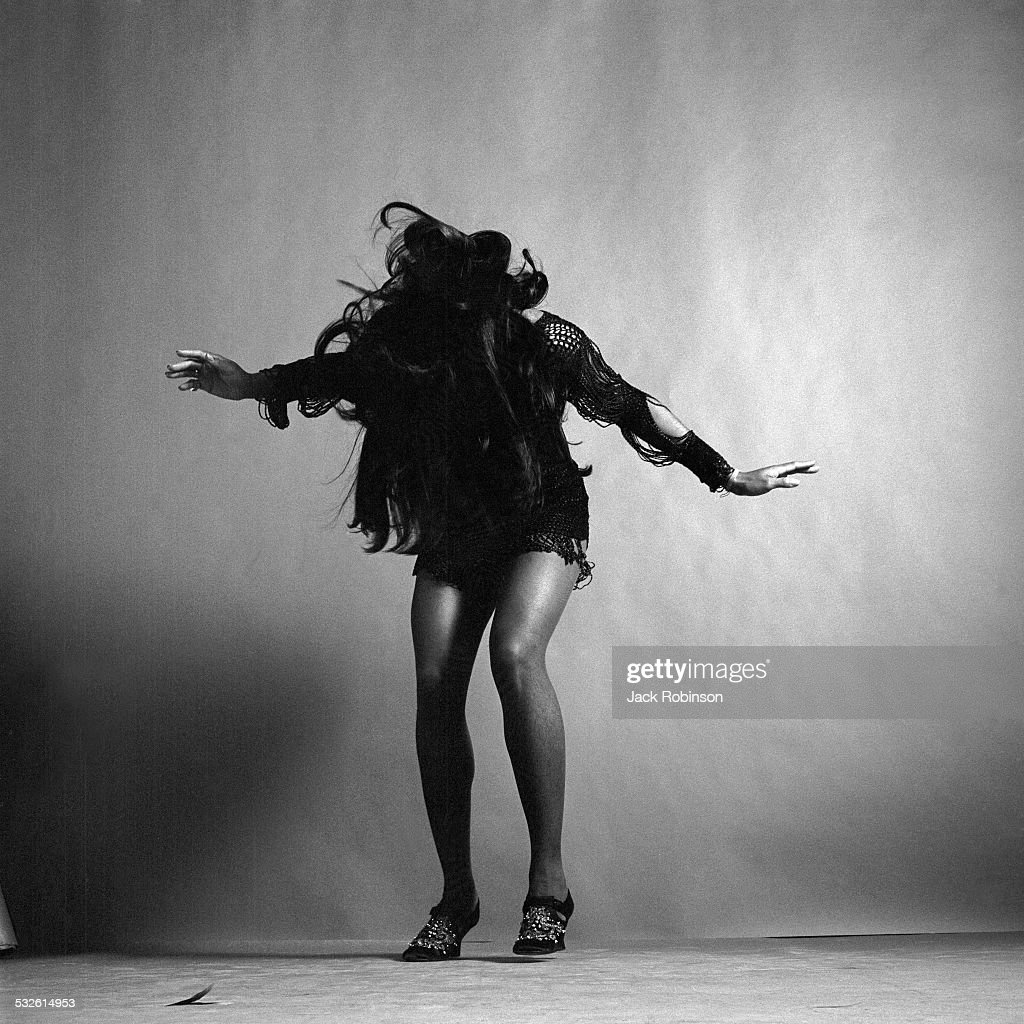 Portrait Of Tina Turner : News Photo