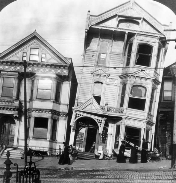 San Francisco 1906 Wall Art