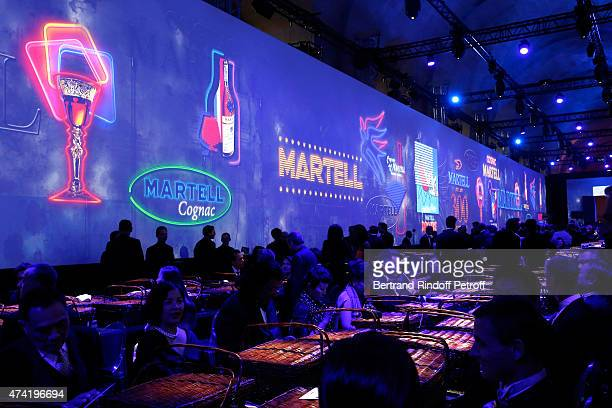 Fully immersive gastronomic experience, designed around Jean Martells original journey to Cognac, is served to 300 guests by the world-renowned,...