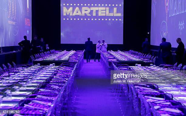 Fully immersive gastronomic experience, designed around Jean Martell's original journey to Cognac, is served to 300 guests by the world-renowned,...