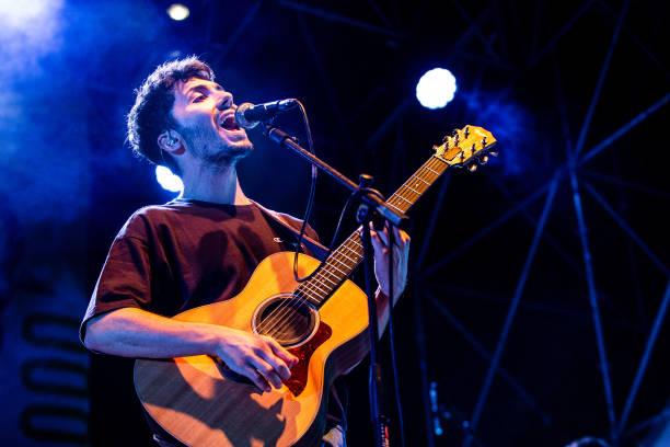 ITA: Fulminacci Performs In Milan