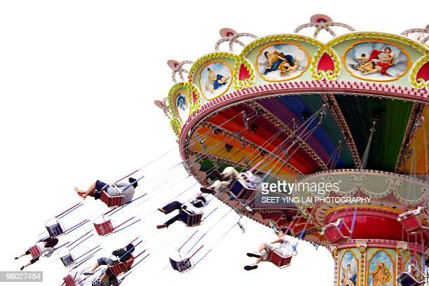 a fun amusement park ride - my lai sit fotografías e imágenes de stock