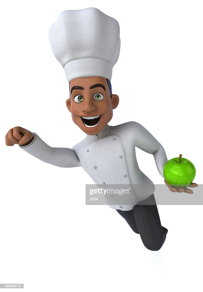 Fun chef : Stock Photo