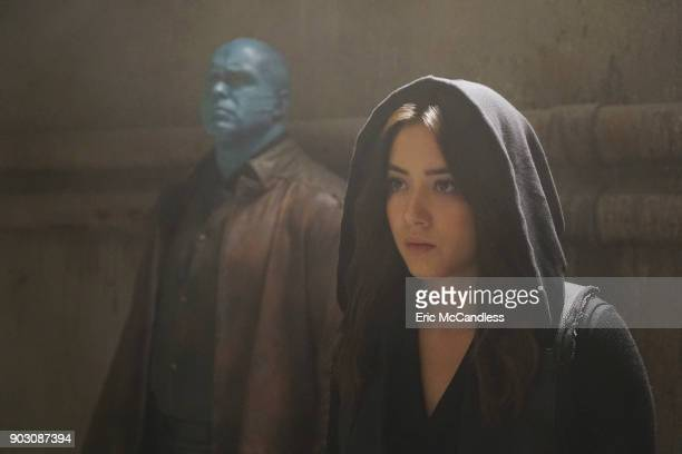 S AGENTS OF SHIELD Fun Games With Daisy's life on the line an unexpected friend attempts to rescue her on Marvels Agents of SHIELD FRIDAY JAN 5 on...