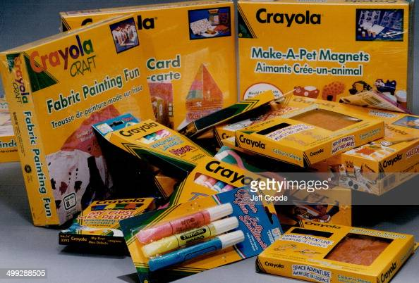 the crayola line of crayons markers art and craft materials have
