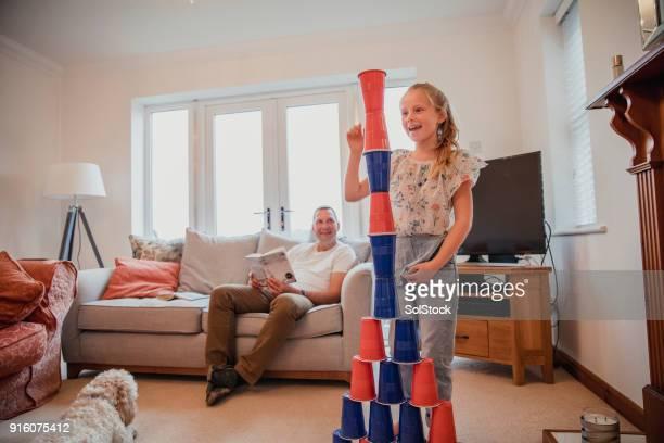 Fun in the Living Room