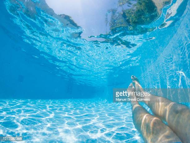 fun in the pool - benicassim stock pictures, royalty-free photos & images