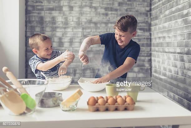 Spaß machen Cookies