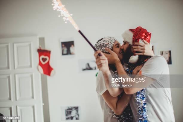 Plezier op eerste kerstdag