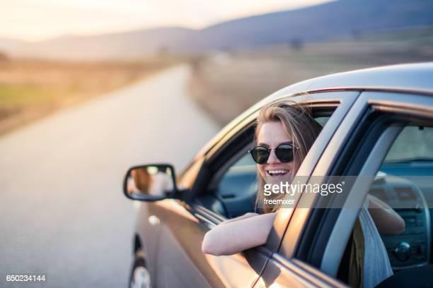 Fun on the road trip