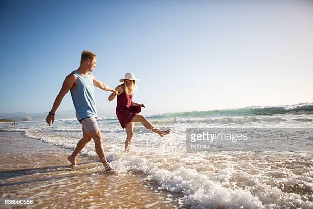 Fun, sun and summer beach fun!