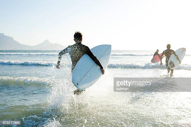 fun times with my friends - breaking wave stock pictures, royalty-free photos & images
