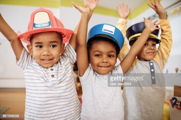 Fun to learn  in preschool