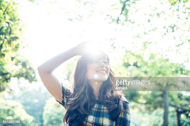 fun under the sun - serene people stock pictures, royalty-free photos & images