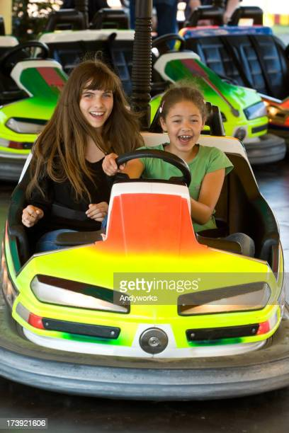 Fun With Bumper Car