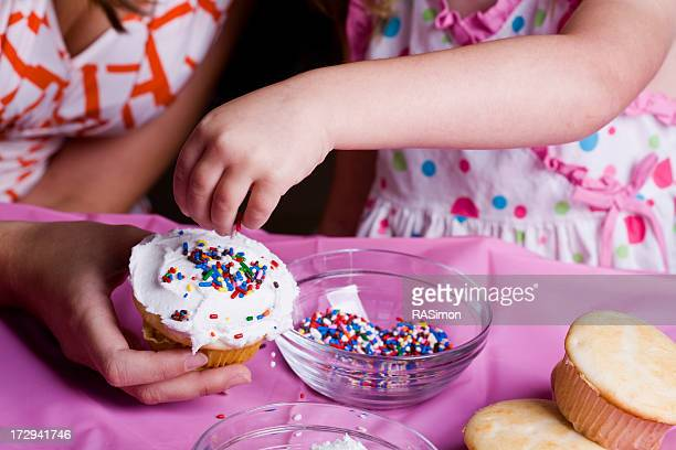 Diversión con Cupcakes