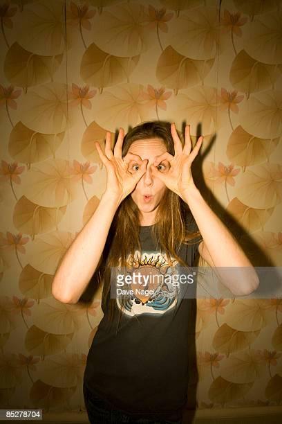Fun young woman