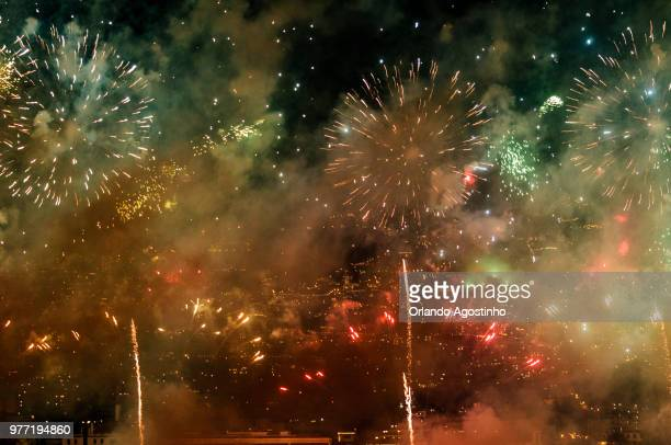 funchal madeira - new year is just arriving... - file:the_wyoming,_orlando,_fl.jpg stock pictures, royalty-free photos & images