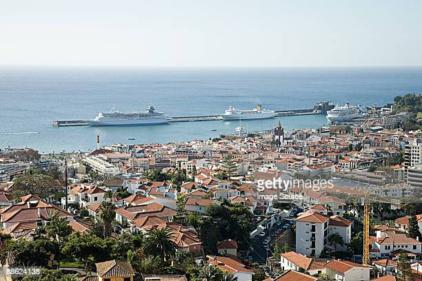 funchal madeira - funchal stock pictures, royalty-free photos & images