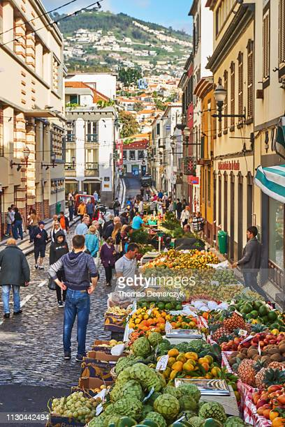 funchal - funchal stock pictures, royalty-free photos & images